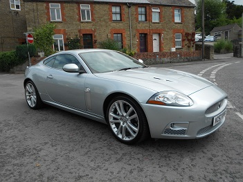 photo of Jaguar XKR for sale