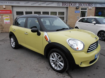 photo of Mini Countryman for sale