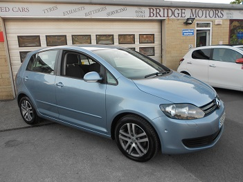 photo of VW Golf Plus for sale